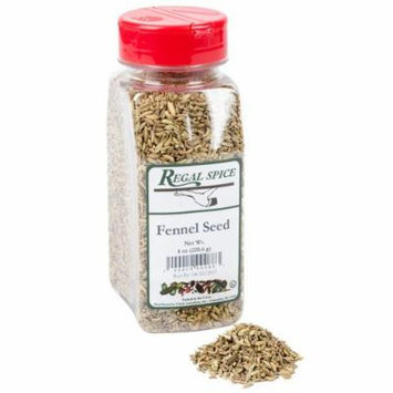Regal Herbs, Spices, Seasoning 8 ounce (Fennel Seed)