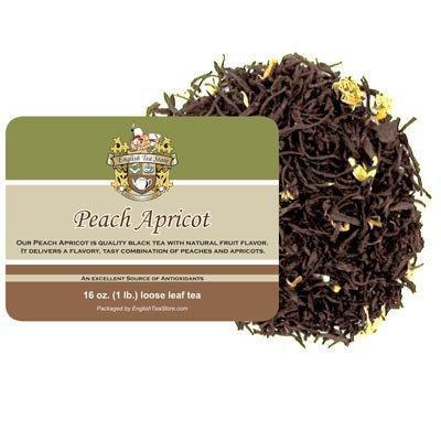 Peach Apricot Loose Leaf Tea - 16oz