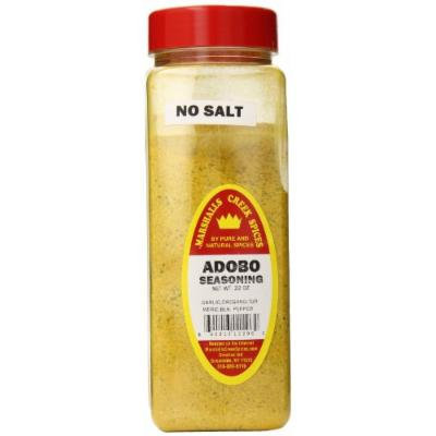 Marshalls Creek Spices Seasoning, Adobo, XL Size, 22 Ounce