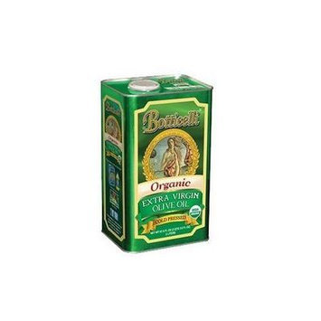 Botticelli Organic Extra Virgin Olive Oil (4x67.6oz)