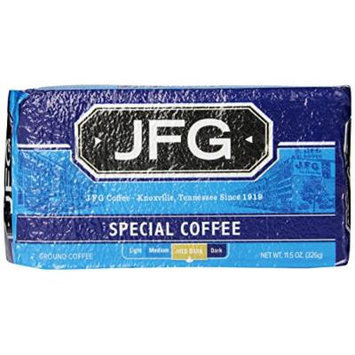 JFG Special Blend Coffee, 11.5 Ounce Brick (Pack of 4)