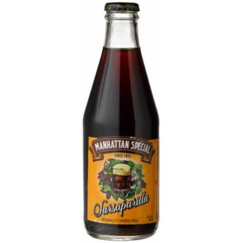Manhattan Special SARSAPARILLA SODA