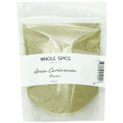 Whole Spice Cardamom Powder, Green, 4 Ounce