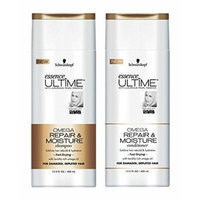Essence Ultime w/Luxurious Pearl Essence Shampoo & Conditioner Set (Gold - Omega Repair & Moisture)