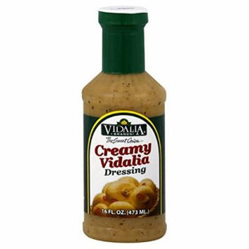 Vidalia Sweet Onion Creamy Dressing THREE 16 oz bottles