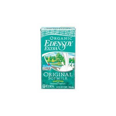 Eden Edensoy Extra, Original OG2 32 oz. (Pack of 12)