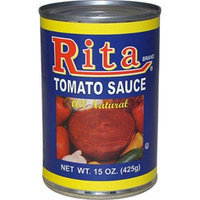 Rita Tomato Sauce, 15-Ounce Cans (Pack of 12)
