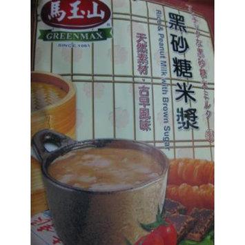 Greenmax - Rice & Peanut Milk with Brown Sugar (Pack of 1)