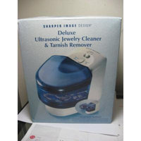 Sharper Image Deluxe Ultrasonic Jewelry Cleaner Si814