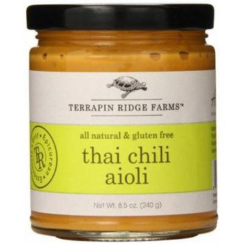Terrapin Ridge Farms Sauce, Thai Chili Aioli, 8.5 Ounce