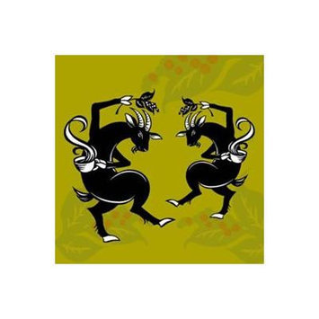 Batdorf & Bronson Dancing Goats Blend, Whole Bean Coffee, 12-Ounce Bags (Pack of 3)