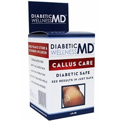Dr. Blaine's Diabetic Wellness Md Callus Care, 4.00 Fluid Ounce