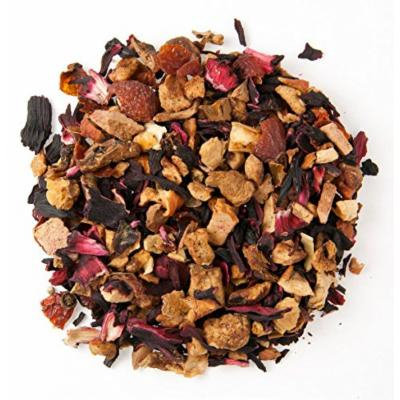 Bella Coola Herbal Fruit Tea , Canada , 4oz , Orange Sweet Pineapple Flavor