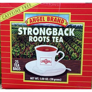 Angel Brand Strongback Roots Tea - 25 tea bags
