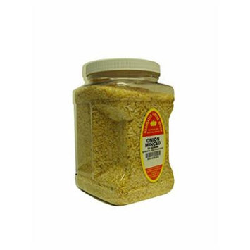 Marshalls Creek Spices Family Size Onion Minced Seasoning, 32 Ounce