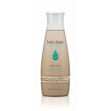 Live Clean Exotic Nectar Argan Oil Restorative Shampoo, 12 Fluid Ounce