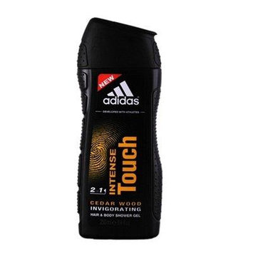 Adidas Pro Energy Intense Touch Shower Gel with Wood Extract Coctail Developed with Athletes 8.4 Oz. (1 Each)