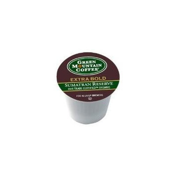 Green Mountain Fair Trade Organic Sumatran Reserve Extra Bold (24 K-cups) Keurig