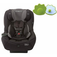 Maxi-Cosi Pria 70 Convertible Car Seat with Easy Clean Fabric PLUS Seat Belt Buckle Release Aid, Black Gravel