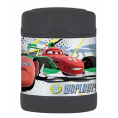 Funtainer, Disney Pixar Cars 2 World Grand Prix, Food Jar