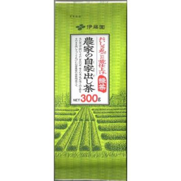Itoen Noka no jika dashicha - Japanese Green Tea Leaf - 300g