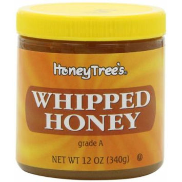 HoneyTree's Honey, Whipped, 12 Ounce