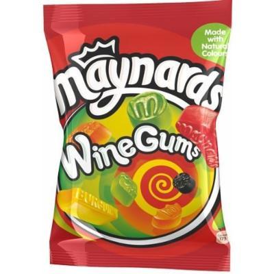 Maynards Maynards Wine Gums Bag 12X190G