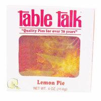Table Talk Lemon Pie, Snack Pies, 4 oz