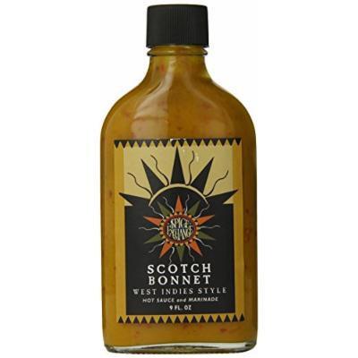 Spice Exchange Scotch Bonnet Sauce, 9 Ounce