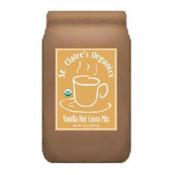 St. Claire's Organics® Vanilla Hot Cocoa Mix, 12 oz Bag