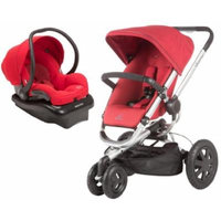 Quinny Buzz Xtra Travel System, Red