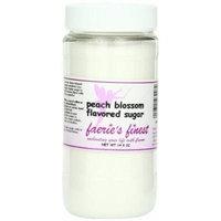 Faeries Finest Sugar, Peach Blossom, 14.0 Ounce