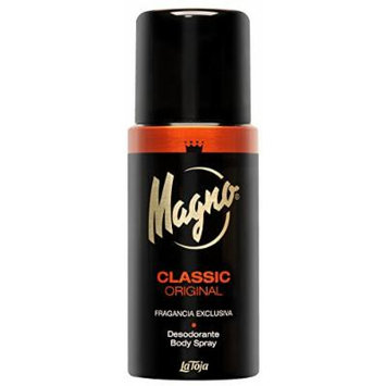 Magno By La Toja Eau De Toilette Deodorant Spray, 5 Oz