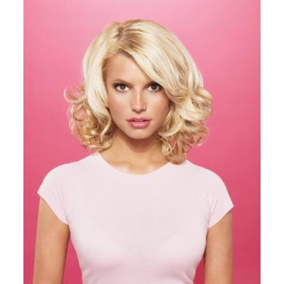 hairdo from Jessica Simpson and Ken Paves 15