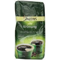Jacobs Kroenung Aroma-Bohnen (Kroenung Whole Bean Coffee), 17.6-Ounce Vacuum Packs (Pack of 2)