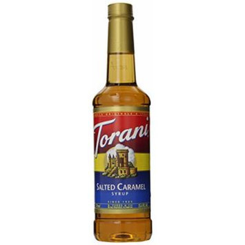 Torani Syrup, Salted Caramel, 25.4 Ounce (Pack of 4)