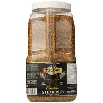 JB's Fat Boy Premium Steak Rub, 8 Pound