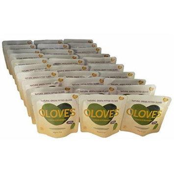 Oloves Olives Lemon and Rosemary (Pack of 30)