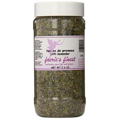 Faeries Finest Herbes De Provence With Lavender, 2.6 Ounce