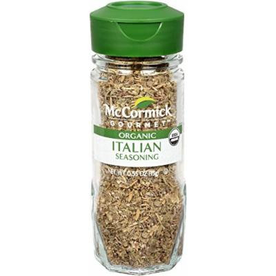 McCormick 100% Organic, Italian Seasoning, 0.55-Ounce Unit