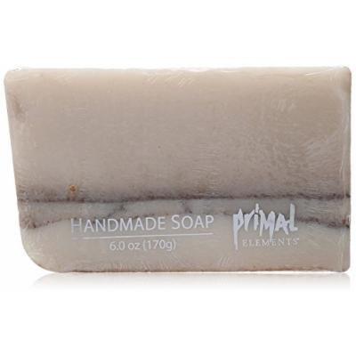 Primal Elements Shrink Wrap Soap, Rhassoul Clay