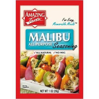 Amazing Taste Malibu Seasoning Bundle (10 Packets- 1 oz ea.)