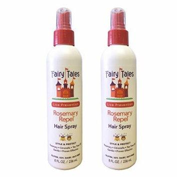 Fairy Tales Rosemary Repel Hair Spray - 8oz (Pack of 2)