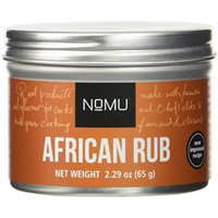 NoMU African Rub 2 Pack