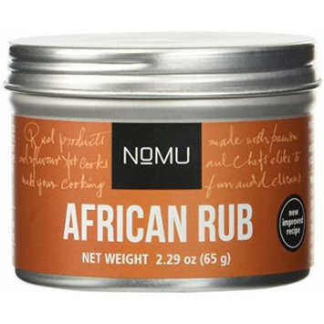 NoMU African Rub 2 Pack