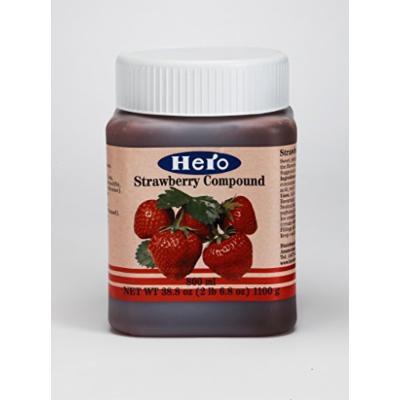 Hero Strawberry Fruit Compound