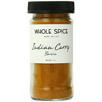 Whole Spice Curry Indian Basic, 2.1 Ounce