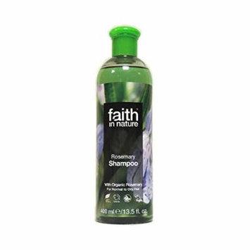 Faith in Nature - Rosemary Shampoo - 400ml (Case of 6)