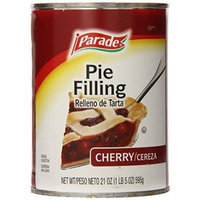 Parade Pie Filling, Cherry, 21 Ounce (Pack of 12)