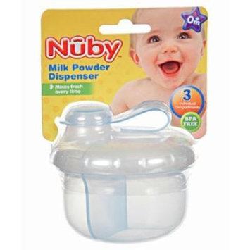 Nuby Milk Powder Dispenser - blue, one size